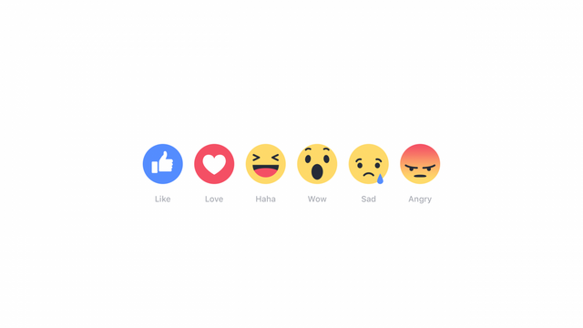 Facebook reactions - what's changed featured image