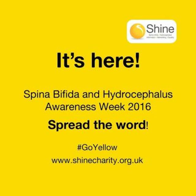 World Spina Bifida and Hydrocephalus day featured image