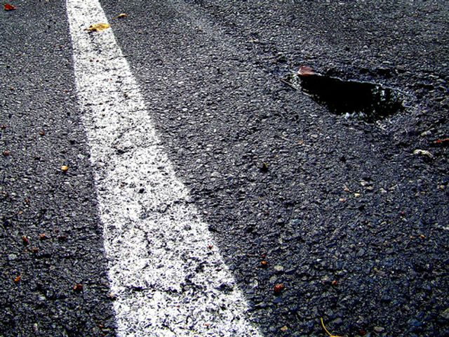 Cycling in Oxford - Potholes!! featured image
