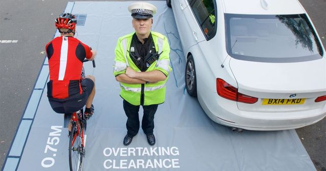 Drivers in court for cutting up undercover West Midlands police officers posing as ordinary cyclists featured image