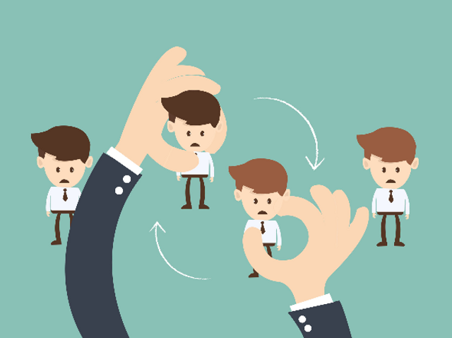 Why you should offer job rotation opportunities to your staff featured image