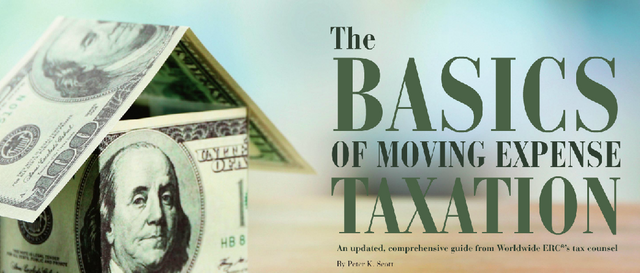 The basics of moving expense taxation (in the U.S.) featured image