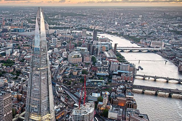 Modern London is so far ahead it should be a city state featured image