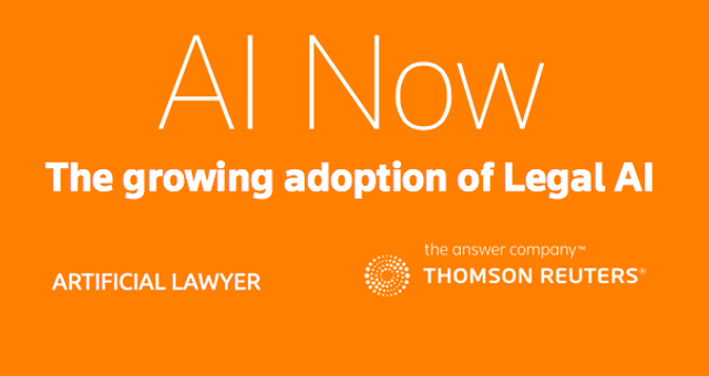 The rise and rise of AI/chatbots/robots in legal IT featured image