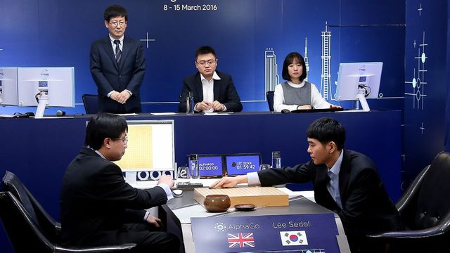 Google's Artificial Intelligence Beats Legendary Go Player featured image