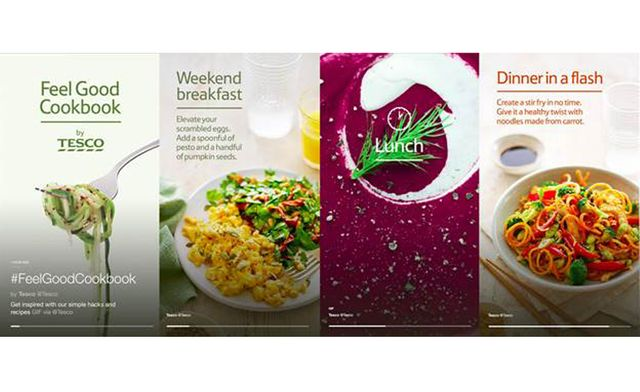 Tesco becomes first brand to use Twitter's promoted moments featured image