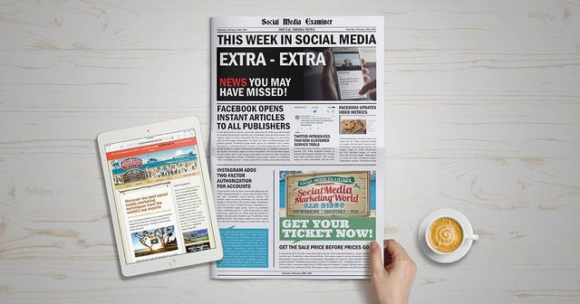 This Week's Updates to Social Media featured image