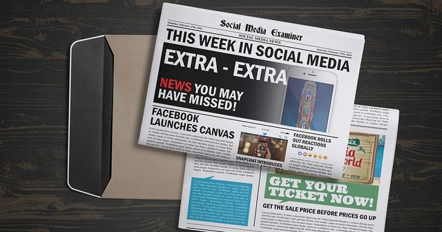 What's new in social media this week? featured image