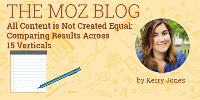 All Content is Not Created Equal: Comparing Results Across 15 Verticals featured image