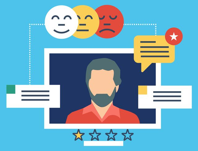 How to respond to negative reviews featured image