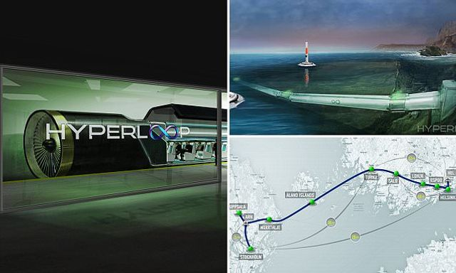 Hyperloop technology could make HS2 redundant? featured image