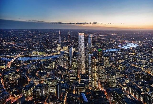 72-storey tower in London given the go-ahead featured image