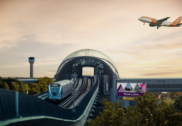 London Luton Airport expansion plans announced featured image