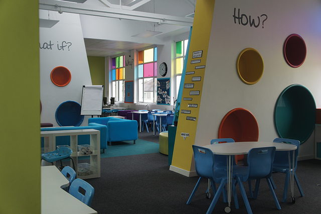 West Thornton Academy - A new way of learning featured image