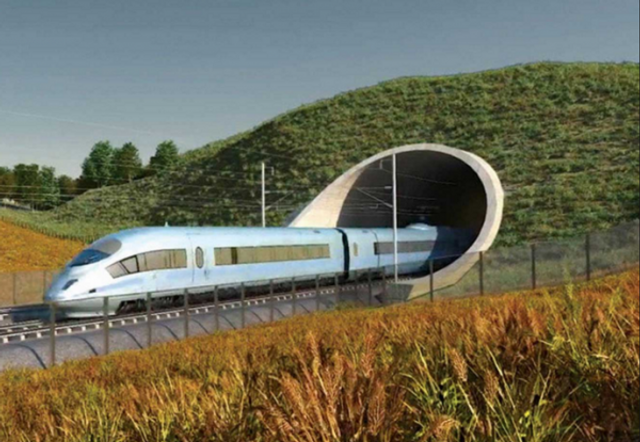 """""""All"""" Of HS2 Given The Green Light featured image"""