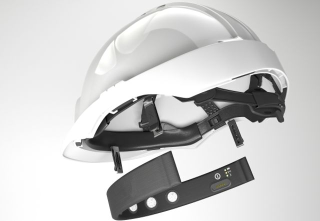 Smart Hard Hat Trialled featured image