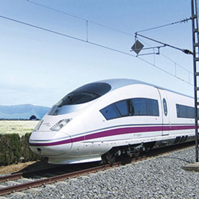 High Speed Rail in the Iberian Peninsula featured image