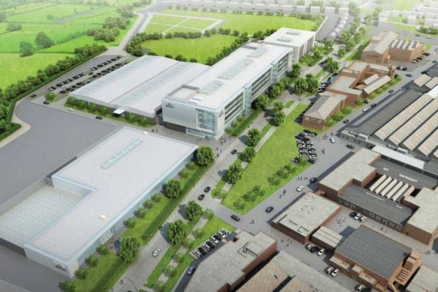 Bentley get green light for new site expansion featured image