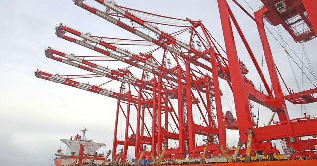 £400m Liverpool2 Opened by Peel Ports featured image