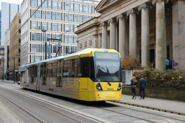 Metrolink's Trafford Park Consortium named featured image