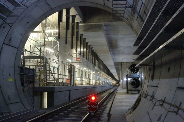Crossrail: 75% complete and counting featured image