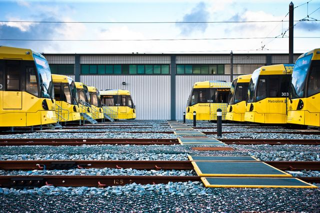 KeolisAmey to become Manchester Metrolink operator featured image