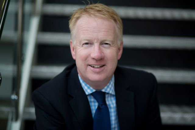 HS2 name Mark Thurston as new chief executive featured image