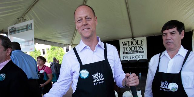 CEO of Whole Foods - Recruitment Advice featured image