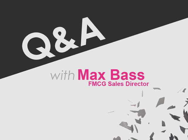 Q&A with Max Bass - FMCG Sales Director with International expertise featured image