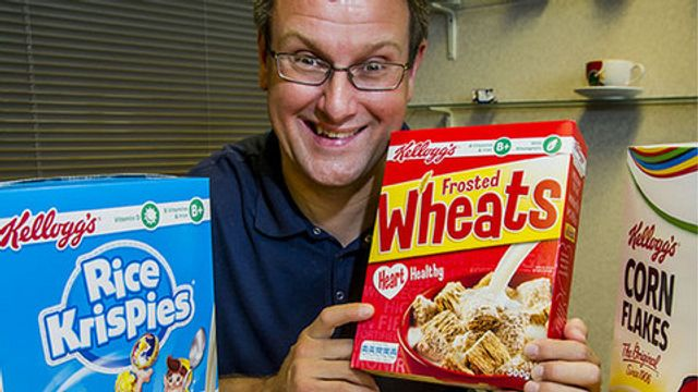 Kellogg's cutbacks make the factory more efficient featured image
