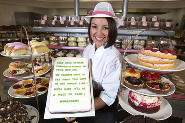 Morrisons hires worker to watch The Great British Bake Off featured image