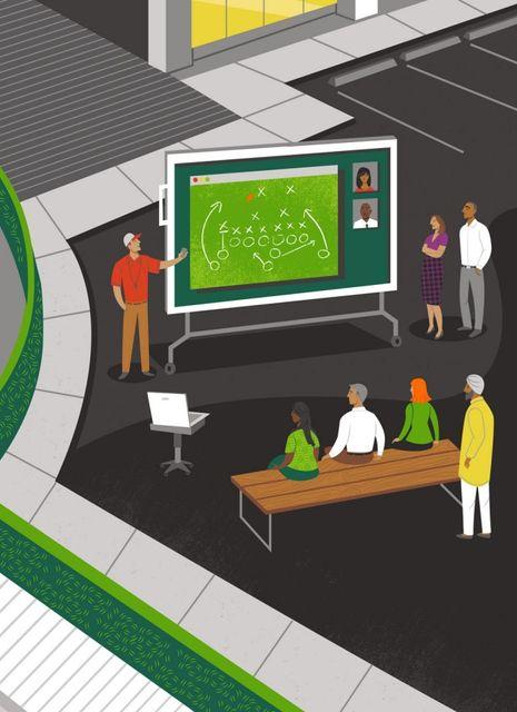 Recent trends in organisational design featured image