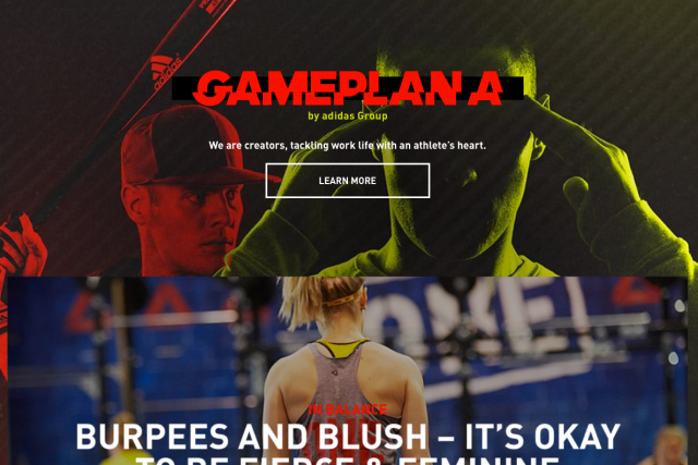 Adidas Sets Online Business Lifestyle Magazine featured image