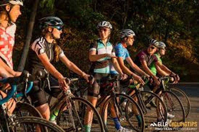 Cycling beats golf in the new world of networking featured image
