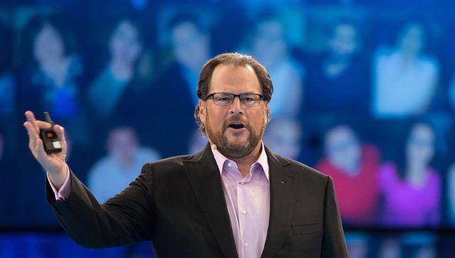 Blockchain, Salesforce,com & Big Data featured image