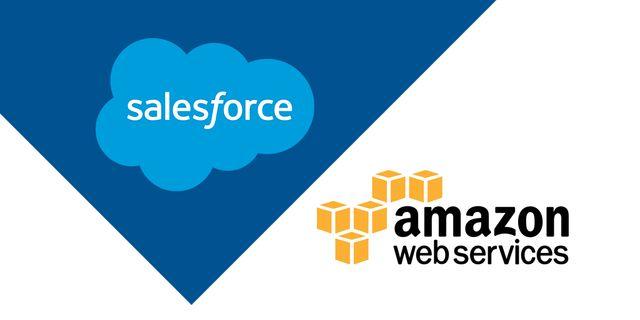 Are Salesforce shunning Amazon? featured image