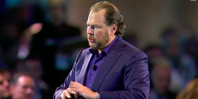 Benioff finds the Trump card! featured image