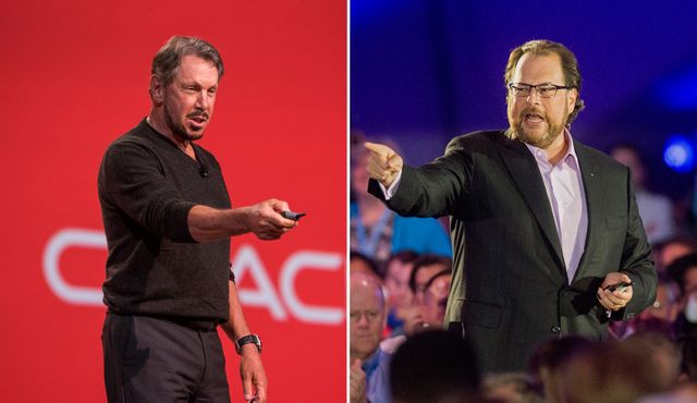 Salesforce VS Oracle: The AI Battle featured image