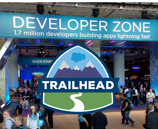 Salesforce Trailhead Update - What it means for job seekers! featured image