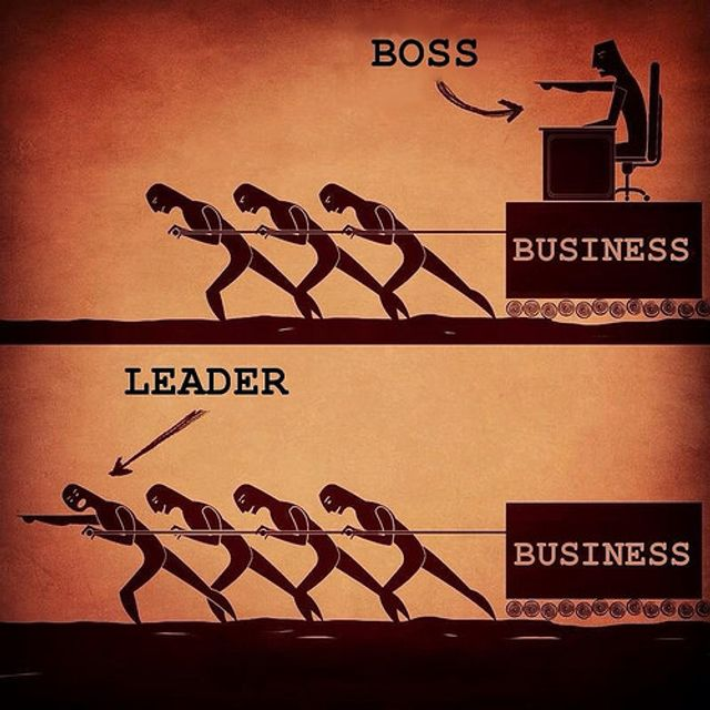 Leaders!  Just do the damn job! featured image