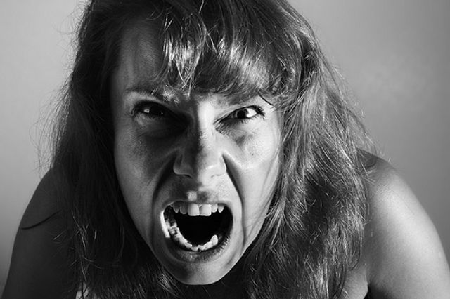 Don't snarl and snap at me! featured image