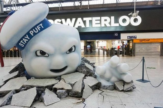 Ghostbusters and Experiential Marketing featured image