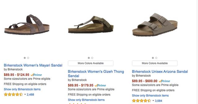 Birkenstock to stop selling via Amazon featured image