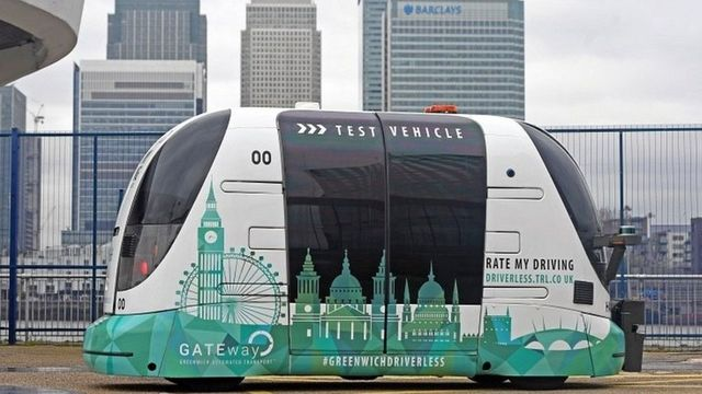 Driverless pods - are they the future? featured image