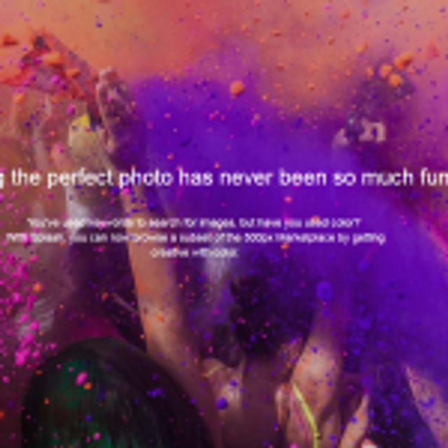 Splash - a brand new search engine that creatives will love featured image