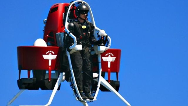 Jetpacks, the future of commuting featured image
