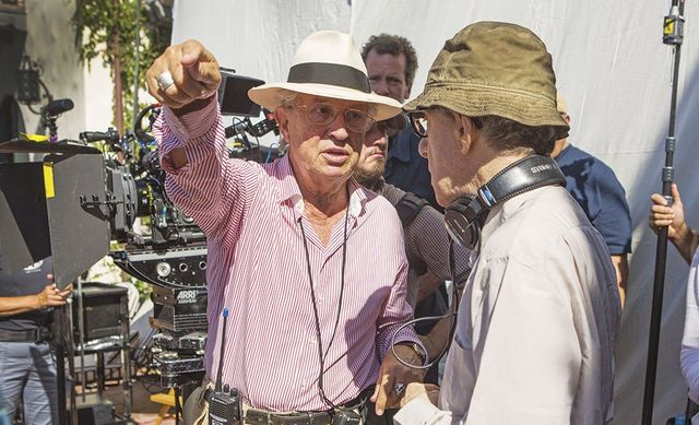 Controversial Director Woody Allen Shoots on Digital featured image