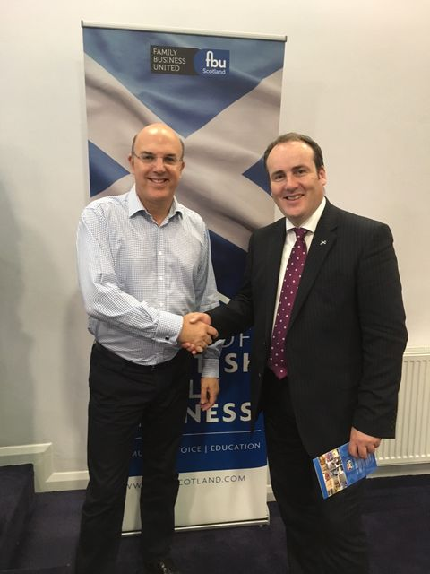 Ministerial Support for Scottish Family Firms featured image