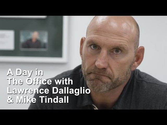 A day in Office with Laurence Dallaglio & Mike Tindall featured image
