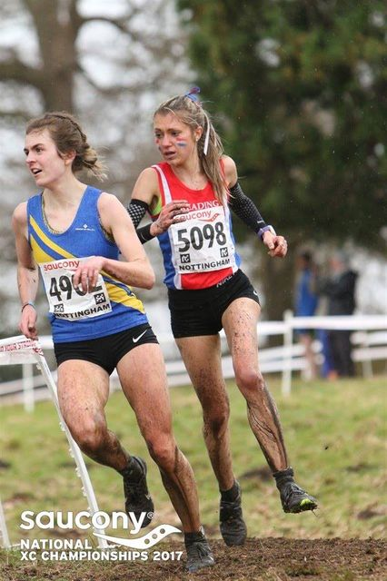 May the course be with you - National XC Championships. featured image